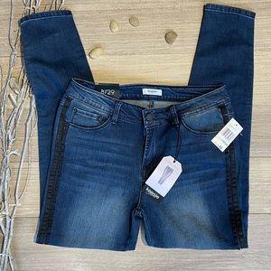 NWT Kensie Skinny Ankle Jeans